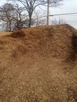 FREE WOOD CHIP MULCH