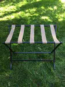 Luggage Rack - Bronze Finish - New - Great for Guest rooms