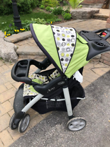 Even Flo Aura Stroller