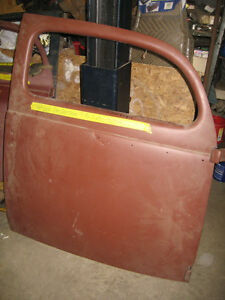 NOS 1940 Ford Tudor Passenger door, mint, sell or trade London Ontario image 1