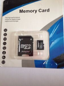 Carte SD 128GB 512GB