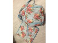 Lovely Cath kidson style change bag