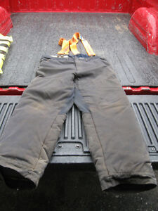huskavarna chain saw pants