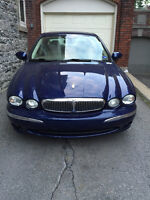 2004 Jaguar X-TYPE Sedan (4WD)