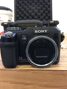 Sony  7.2mp cyber shot