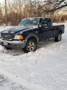 2003 Ford Ranger 4x4
