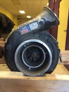 Holset turbo and Cummins exhaust manifold