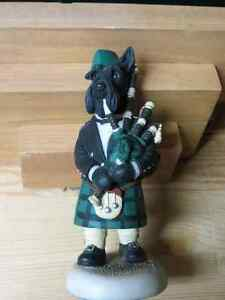 Scottie Piper CC65 Robert Harrop figurine