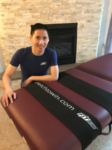 Male Massage Therapist and Fascial Stretch Therapy (RMT)