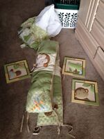 Jungle Baby room items