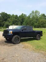 2009 Chevy Silverado 1500 lifted
