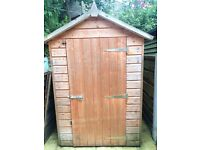 Garden shed 6ft