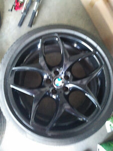 BMW - X5 Upgraded Rims and Tires