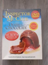 Murder mystery game, brand new