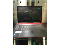 "Lenovo flex 14"" Touchscreen, red, Intel i3, 4gb ram, 500gb hdd"