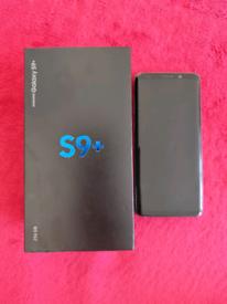 Samsung galaxy s9 plus + 256GB