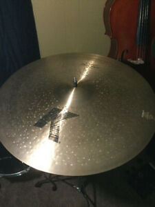 "Zildjian 22"" Dark Custom Ride"