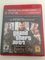 Grand Theft Auto IV: The Complete Edition (Playstation 3)