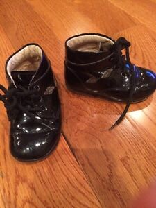Boys boots. Infant size 3 London Ontario image 1