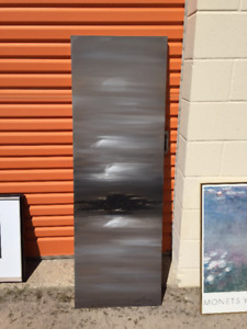 Access Barrie Storage Unit Sale - item #17 Abstract wall hanging