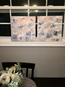 14x14 Canvas Paintings