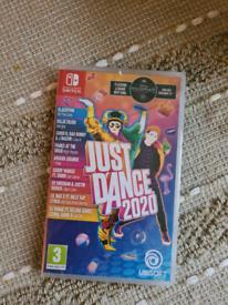 Just dance 2020 nintendi switch