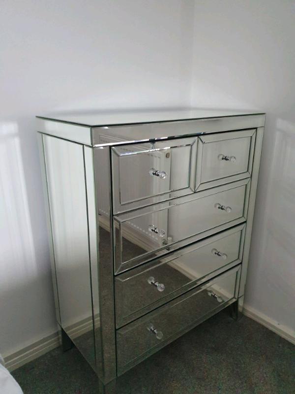 buy online 2fed4 29ed6 Furniture Village 'Francesca' 3 & 2 drawer cabinet   in Middleton,  Manchester   Gumtree