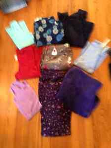 Woman's fleece PJ's and more