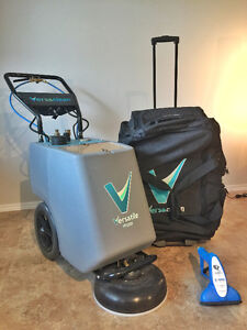 Mobile Tile and Grout Floor Cleaning Machine (New)