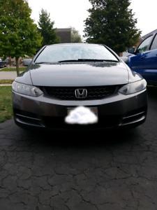 2007 Honda Civic LX (Manual)