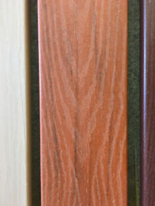 Composite Classic Mahoganny Decking on Clearance