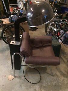 Vintage hair drying chair  Prince George British Columbia image 3