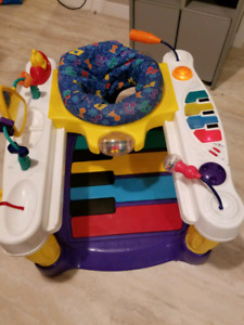 Fisher price superstar step and play piano