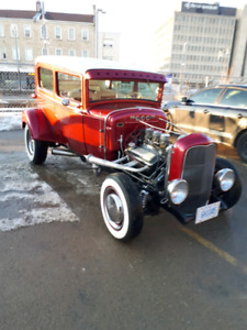 Two 1931 Ford Model A,s,   HotRods, , Street Rod.s & 35 coupe..