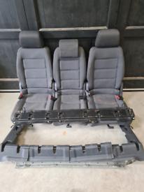 Vw Touran/Caddy Rear seats.