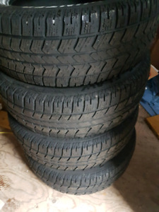 artic claw winter tires 235 60 18
