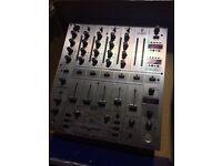Berlinger DJ mixer