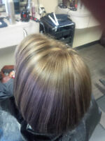 Full head of foils or ombre  $100.00