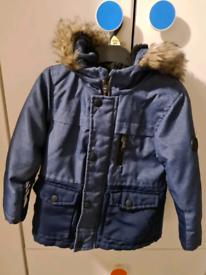 Boys coat new 2/3 years