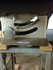 Craftsman table saw Sarnia Sarnia Area image 1