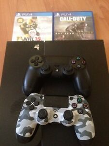 PS4 500gb Perfect Condition