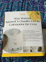 Home wax warmer