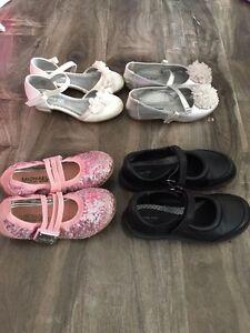 Girls size 11 footwear