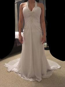 Wedding dress-robe de mariage Gatineau Ottawa / Gatineau Area image 1