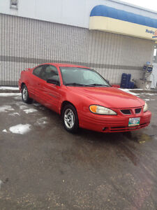 1999 Pontiac Grand Am SE Coupe (2 door)