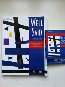 Well Said: Pronunciation for clear communication (3rd Ed)