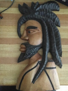 Rasta Wall Ornament