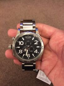 Nixon Mens Chrono 51-30 Watch
