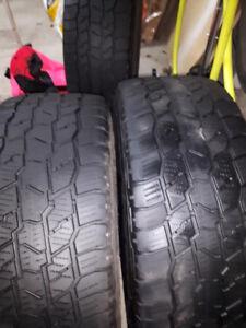 Cooper Discoverer Truck Tires