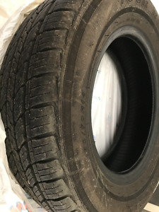 Excellent condition 4 winter tires